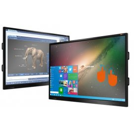 "multiclass TOUCH SCREEN - Pantalla 55"" Android"